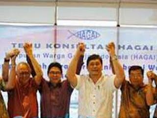 Temu Konsultasi Himpunan Warga Gereja di Indonesia (Hagai) - foto Jawaban.com