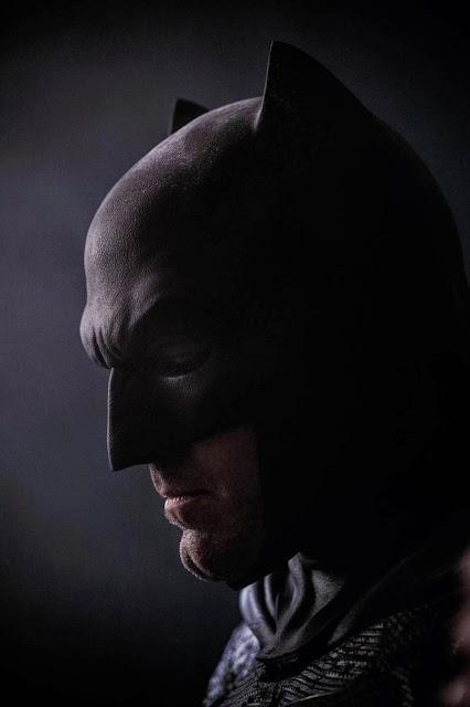 Foto Batman Ben Affleck Terbaru
