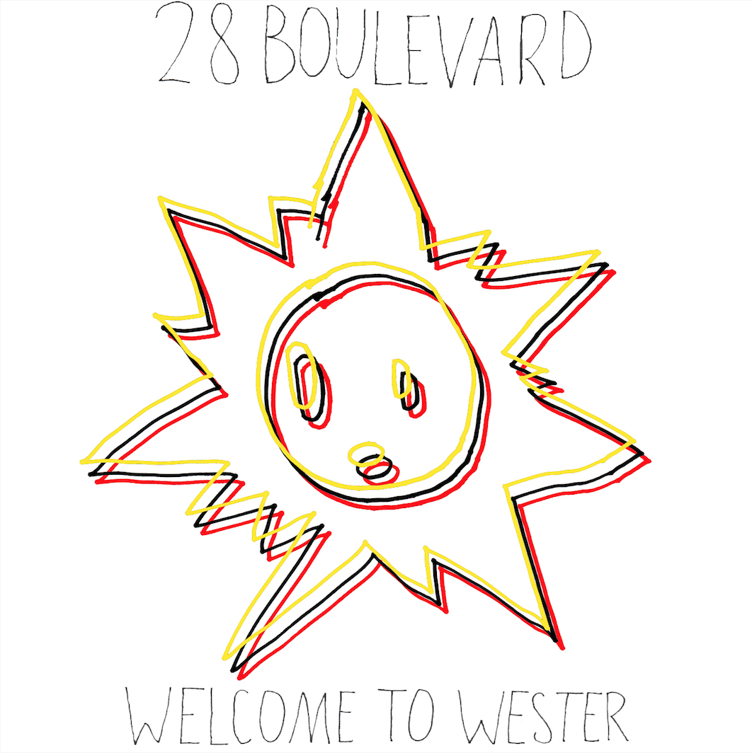 28 Boulevard new EP Welcome To Wester