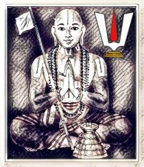 Shree Ramanuja-Acharya and Bhagavata-Siddhanta