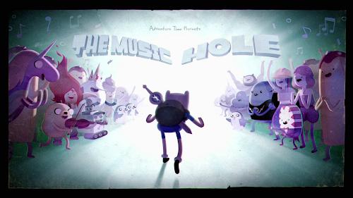 Hora de Aventura - Buraco Musical (S07E36) (WEB-DL)