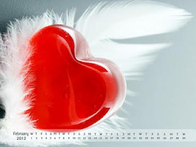 Red 3D Heart