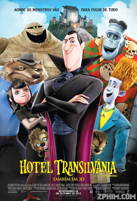 Khách Sạn Huyền Bí - Hotel Transylvania (2012) Poster
