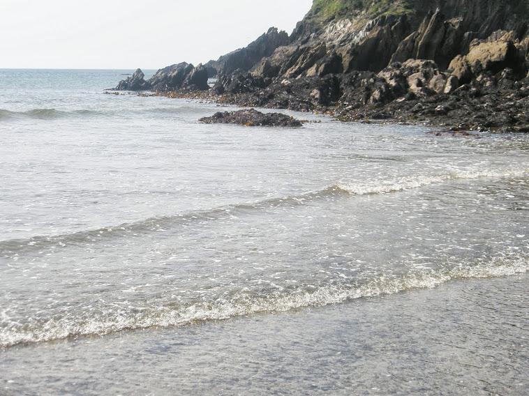 where i find peace: the sea