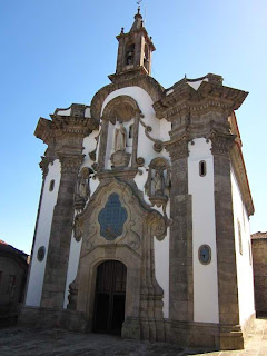 San Telmo church in Tui