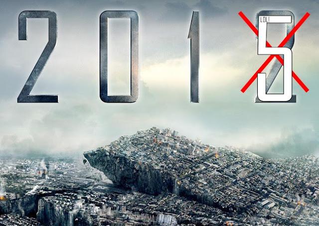 Bumi Kiamat pada September 2015? Hoax!