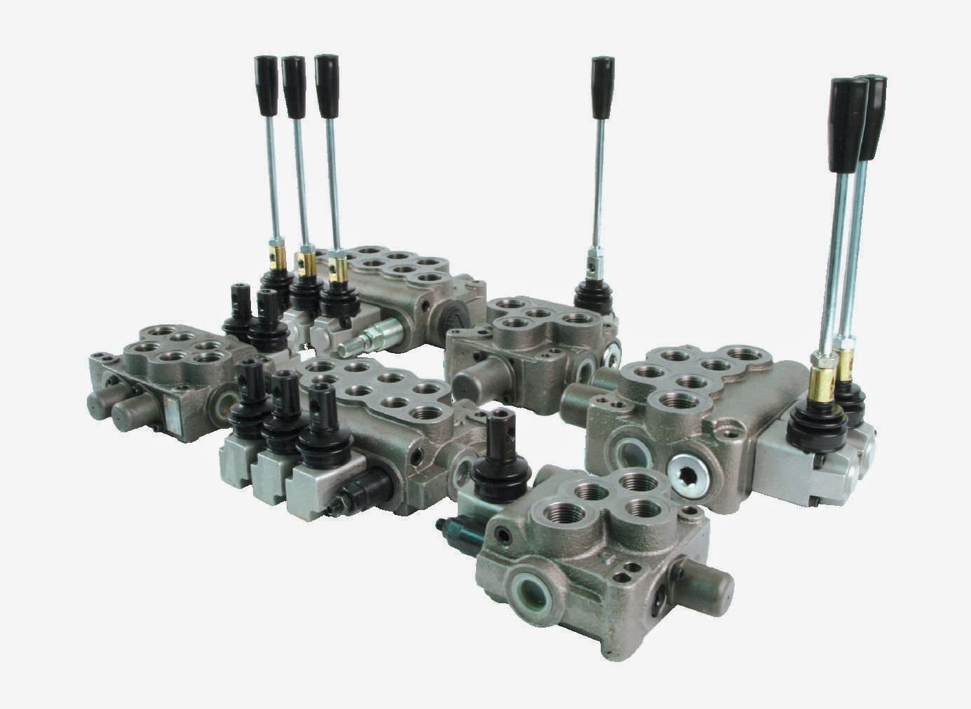 Info about direction valve and hydraulic pumps use highly for Hydraulic motor control valve
