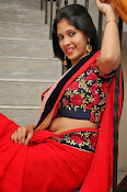 actress om sizzling photos in saree-thumbnail-7