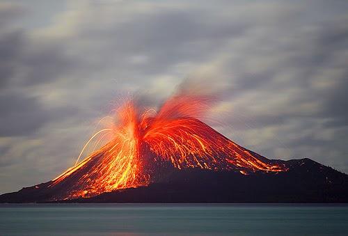 Bahan Ajar Ips Smp Hasil Dari Proses Vulkanisme Amp Seisme Keragaman Bentuk Muka Bumi Iii
