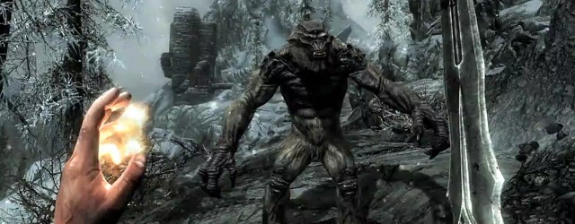 How to become a werewolf in Skyrim 68
