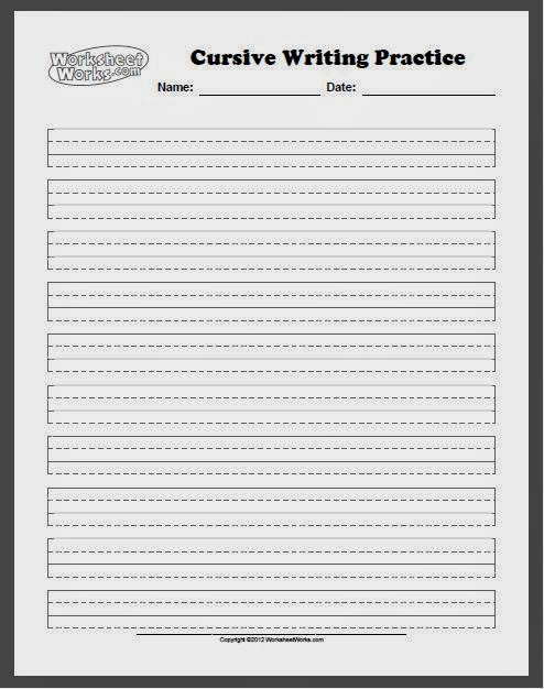 Improve Handwriting Exercises Worksheets for all | Download and ...