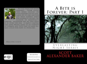 The first book in the Everlasting Night Series