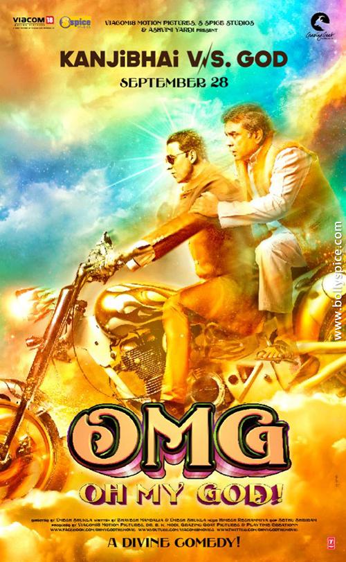 Oh My God OMG Part 2 of 3 Hindi Bollywood movie, Akshay ...