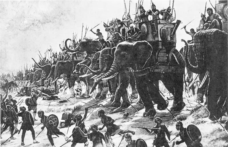 Scipio vs. Hanibal - Batalia de la Zama