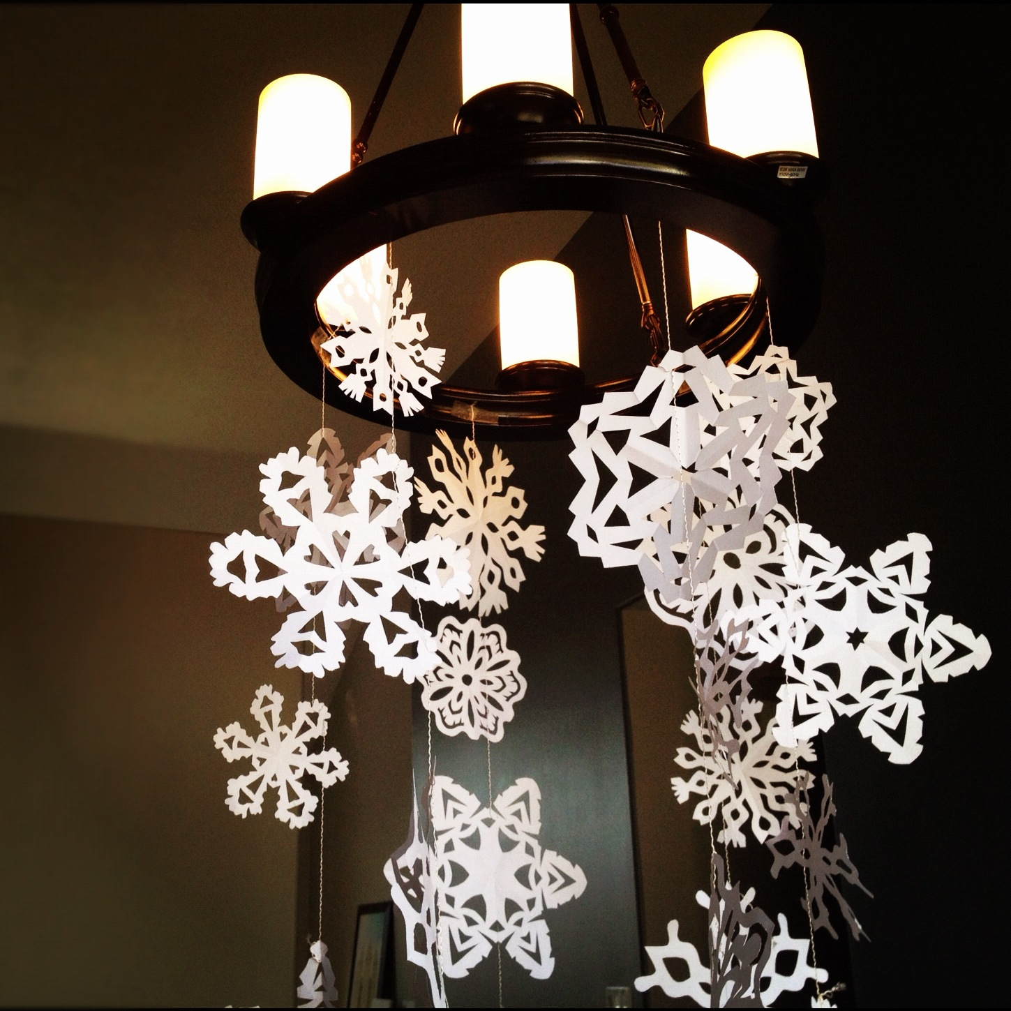 Life is sweet paper snowflakes 101 arubaitofo Choice Image