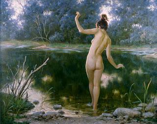 Desnudo Artistico Pinturas De Mujeres