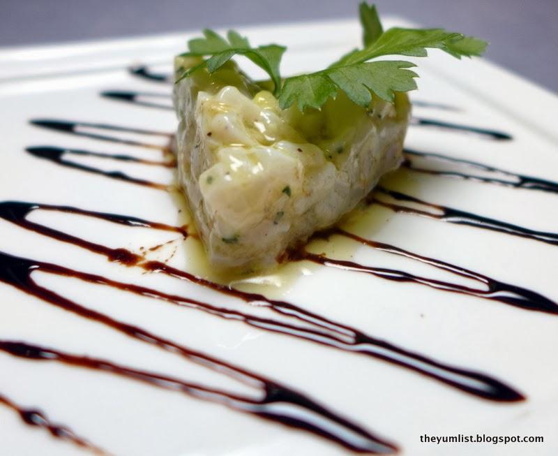 La scala italian restaurant kuala lumpur malaysia best - Amuse gueule italien ...