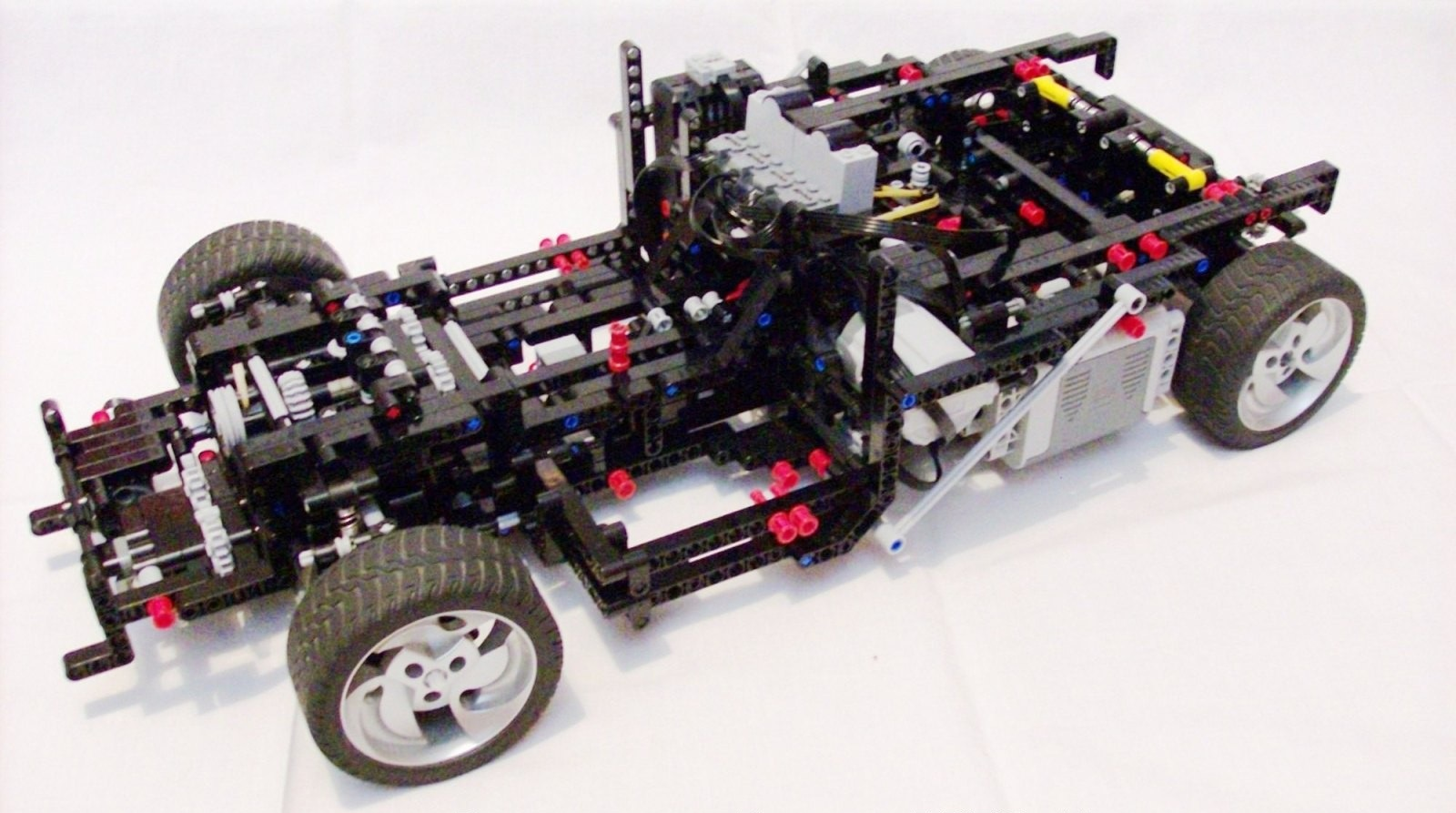 Sheepo S Garage Supercar 2009 Complete Chassis