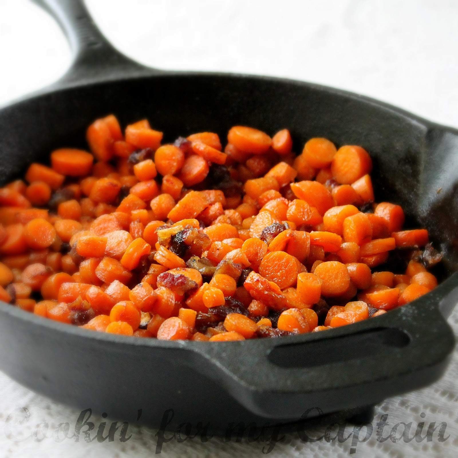 Candied Carrots [P]