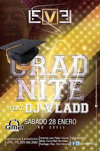 DJ VLADD @ LEVEL SABADO 28 DE ENERO 2012