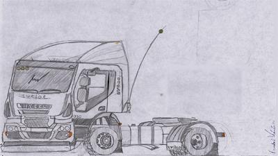 Desenho como desenhar Caminhões caçamba agua lavoura mudança guincho pintar e colorir