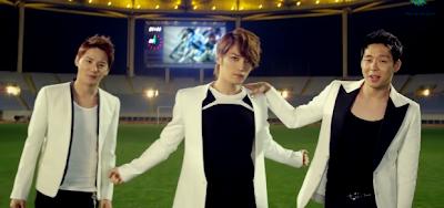 JYJ Only One Junsu Jaejoong Yoochun