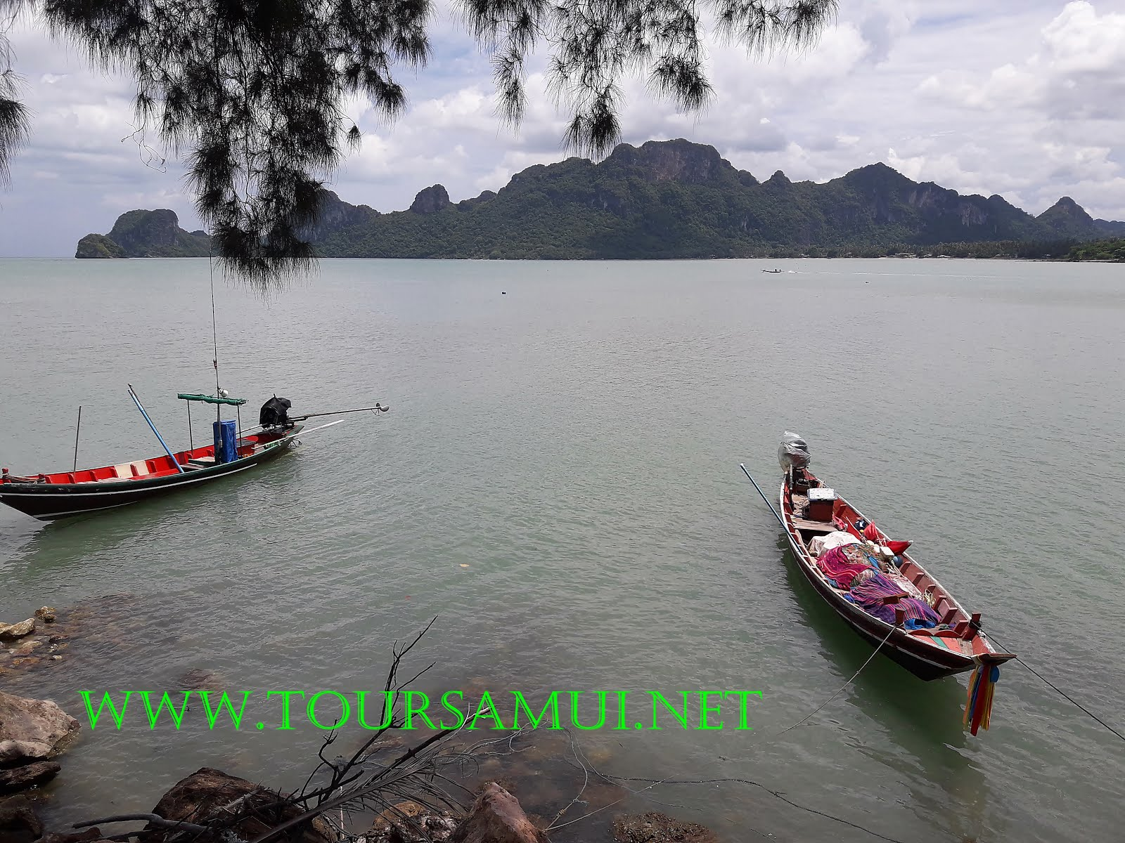 Boat Long Tail : Culture Of Local Fisherman