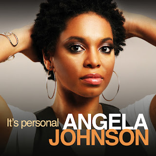 ANGELA JOHNSON - IT\'S PERSONAL (2010)