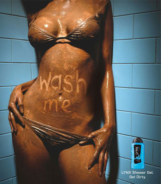Смешная сексуальная реклама
