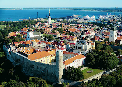 (Estonia) – Welcome to Tallinn City