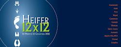 Heifer 12x12