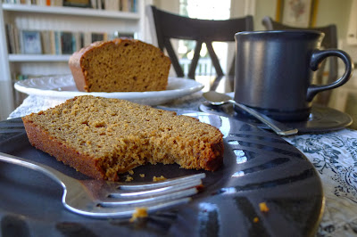 Less Noise, More Green: Recipe for Spicy Pumpkin Gingerbread