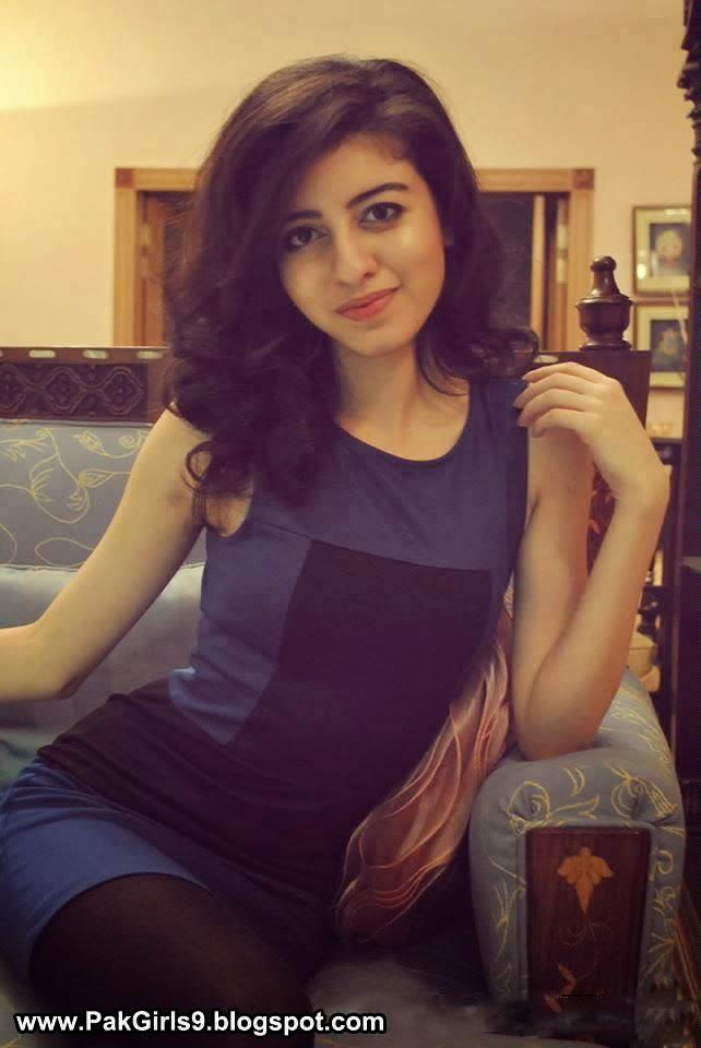 Wanita Tercantik Pakistani: