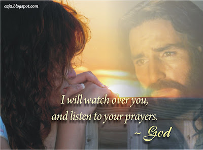 i will watch over you