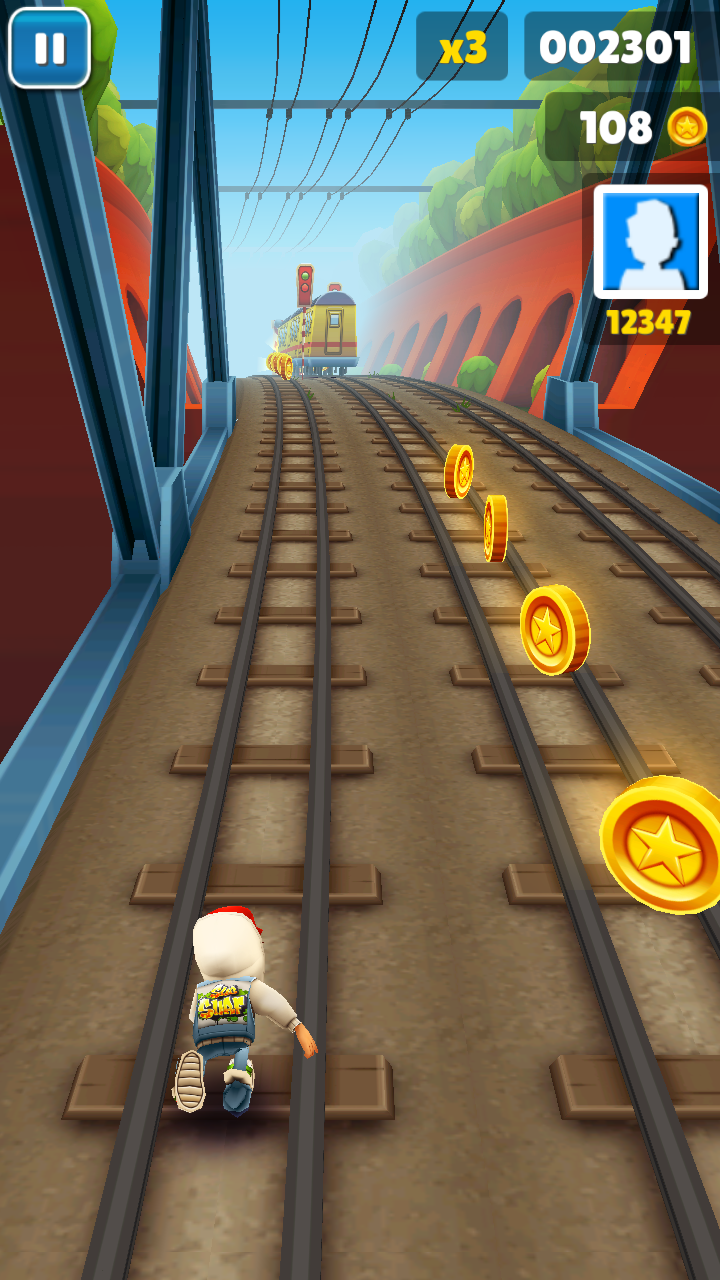 Subway surfers pc game download for windows