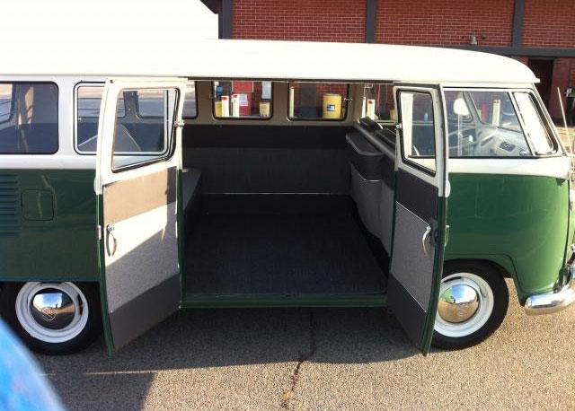 1967 VW Bus, Transporter II