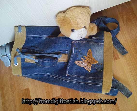 люверсы для рюкзака