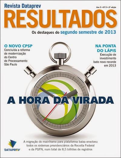 Revista Dataprev  • Ano 5 • Nº 9