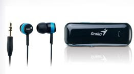 auriculares Bluetooth genius