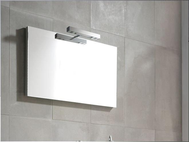 Aplique veronica luz espejo ba o tu cocina y ba o - Aplique pared bano ...