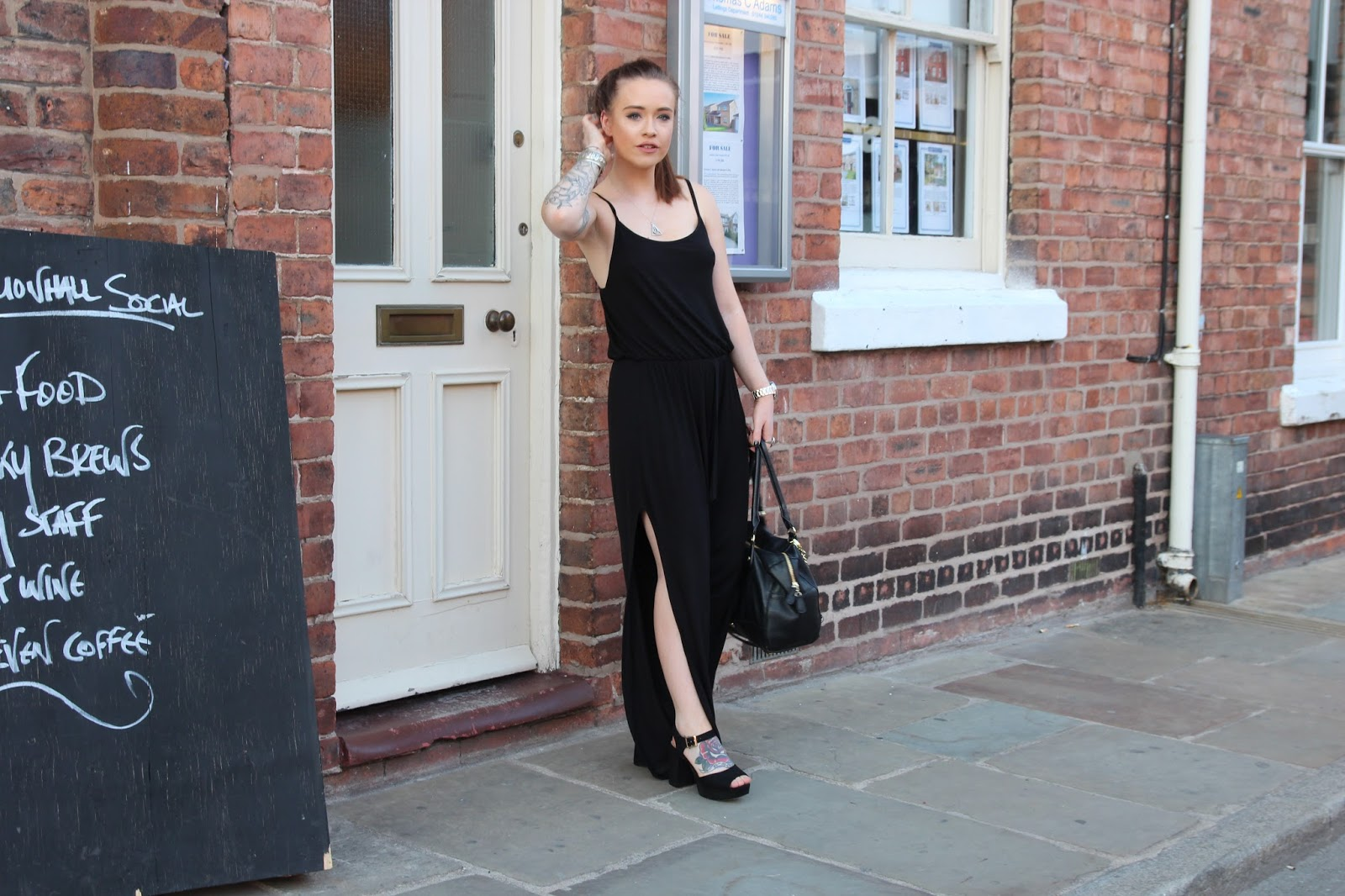 Black Missy Empire Jumpsuit