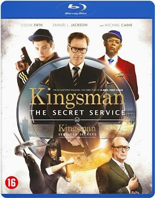 Kingsman The Secret Service 2014 Dual Audio [Hindi Cam] BRRip 480p 350mb ESub