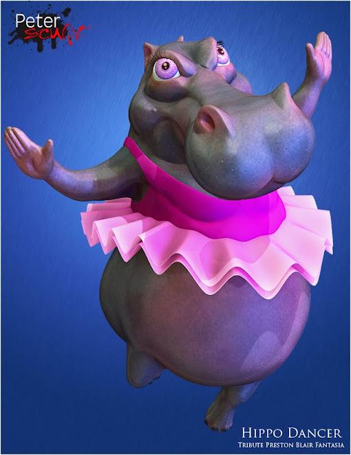 Hippo Dancer