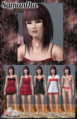 Galerie de Lilas Luna Sims - Page 2 Samantha