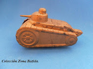 Tanque Renault FT-17.