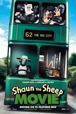 Shaun the Sheep Movie (2015) posters freezmovies