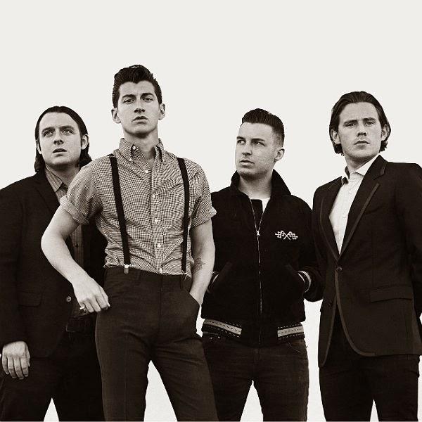 Arctic Monkeys at Finsbury Park