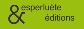 Capture d'écran sur le site des éditions Esperluète