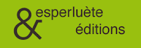 Logo des éditions Esperluète