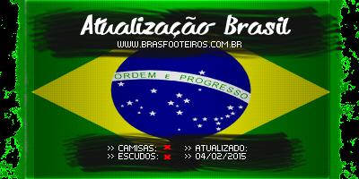 Atualização Brasileirão (Fevereiro) – Brasfoot 2014